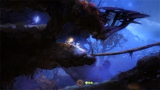 ori and the blind forest精灵之树游戏攻略1